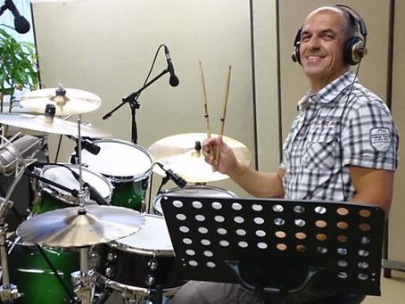 CD-Aufnahmen für den Brändi-Chor