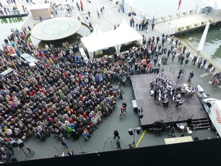 World Band Festival - Live beim KKL
