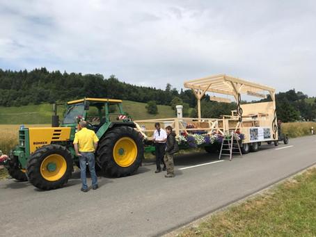 Zentralschweizer Jodlerfest in Schötz