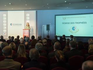 Montreux (Suisse) : 28ème Edition des Trophées du Commerce Franco-Suisse