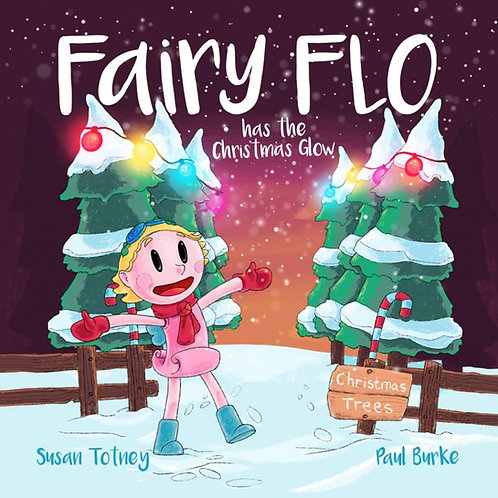 Fairy Flo has the Christmas Glow