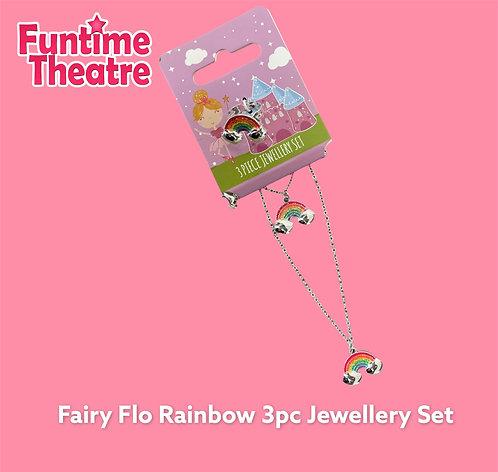 Necklace set 3pc - Rainbow