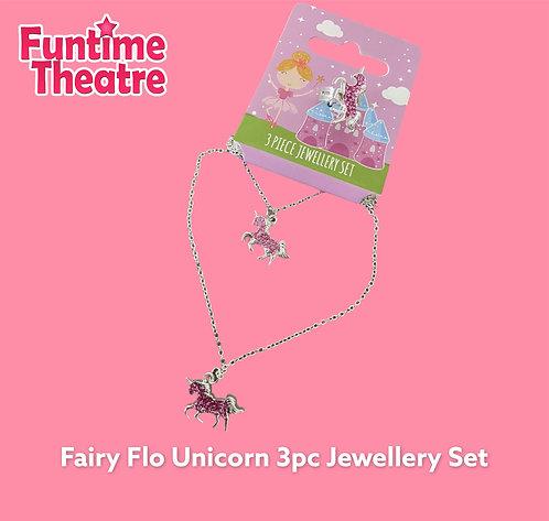 Necklace set 3pc - Unicorn