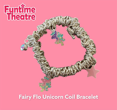 Unicorn Coil Bracelet