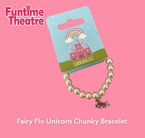 Unicorn Chunky Bracelet