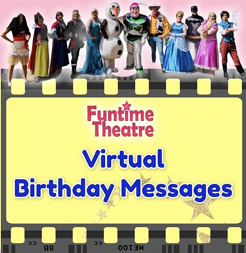 Birthday Personalised Video Messages