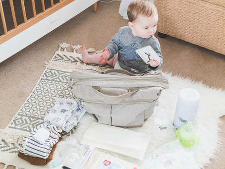 What's In My Baby Bag? & Tesco Baby Event AD
