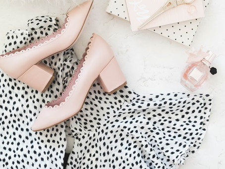 A few New Favourites: Chloe Lauren Inspired Pumps