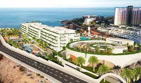 Playa Paraiso Teneriffa