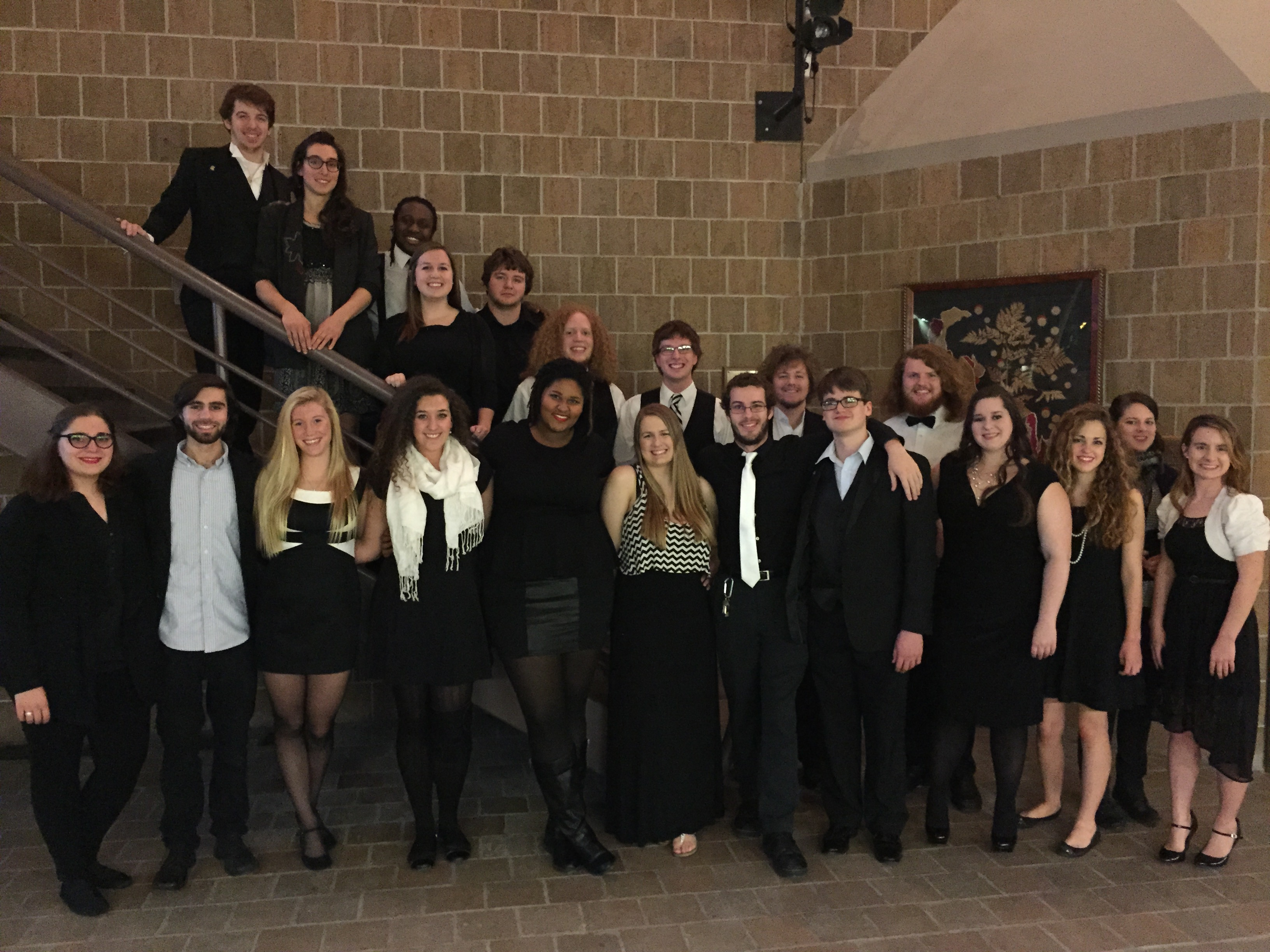BGSU Vocal Jazz Ensembles