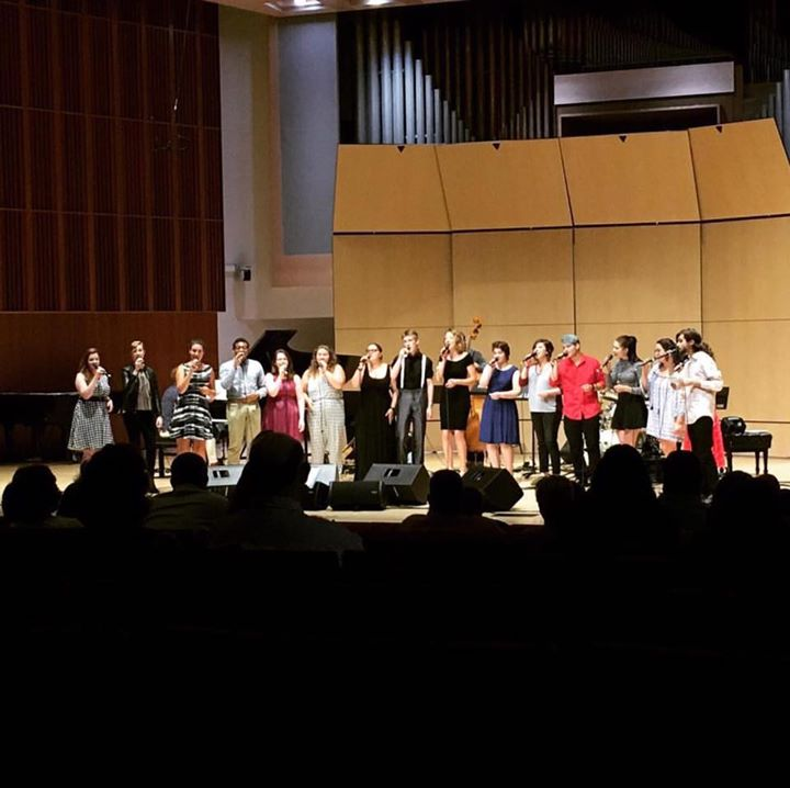 NYV Vocal Jazz Camp 2016