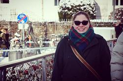 Cold day in Salzburg