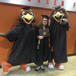 Graduation BGSU 2015
