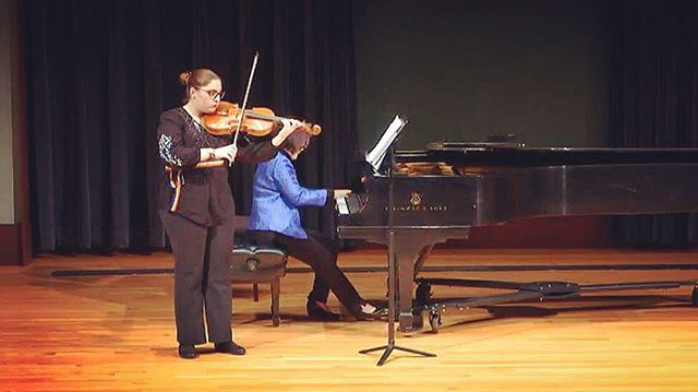 Graduate Masters Recital