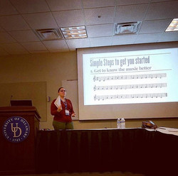 GSG Student Forum Presentation