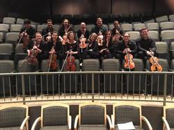 NMF2017 Viola Section