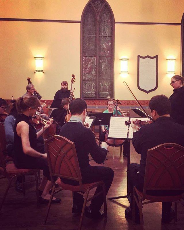 University Strings concert❤️ 🎻🎶🎼😊❤️