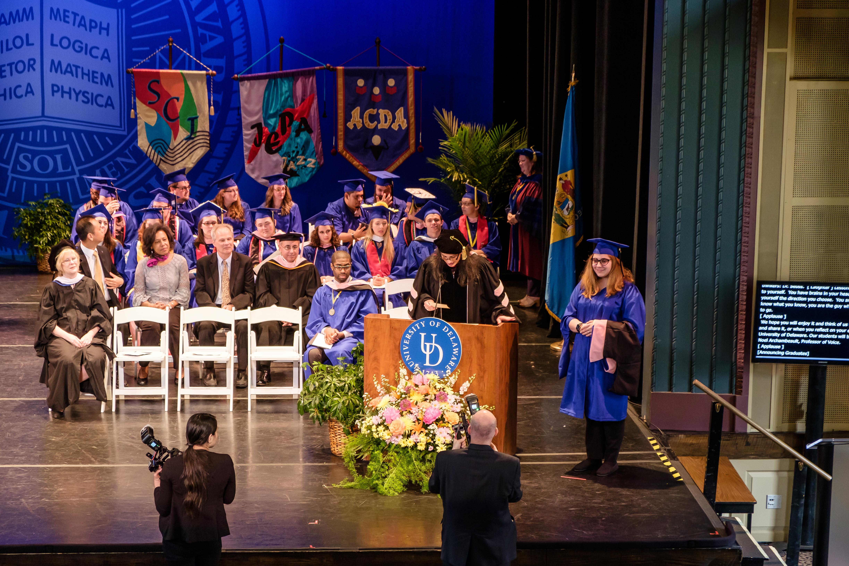 Masters Graduation 2017