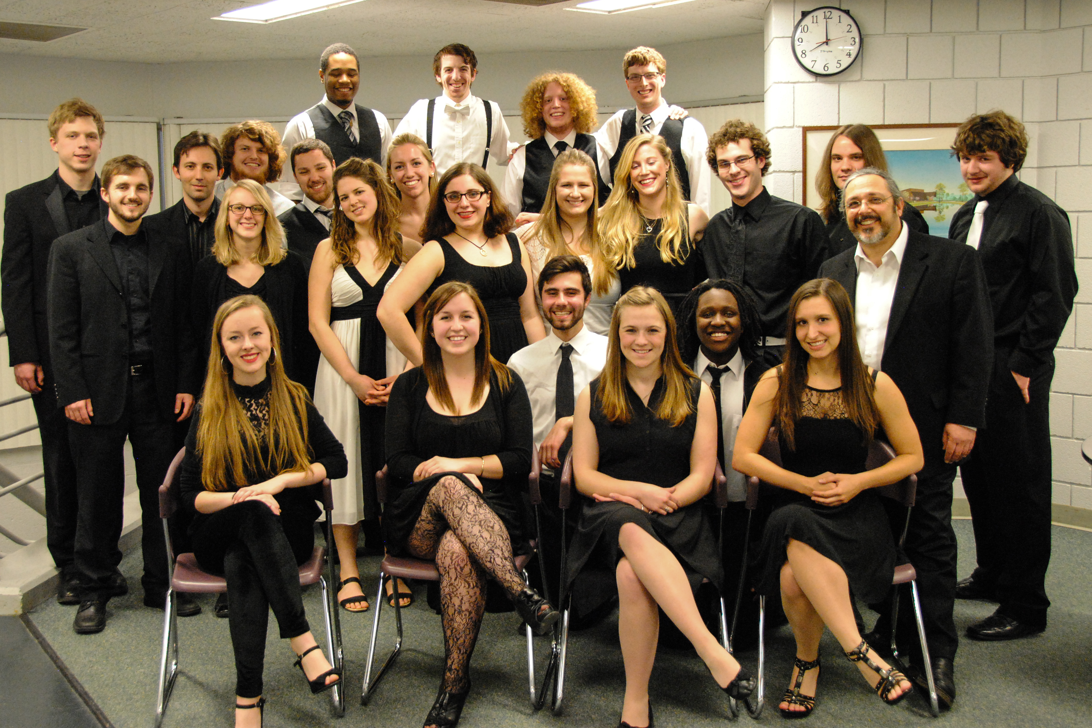 BGSU Vocal Jazz Ensemble