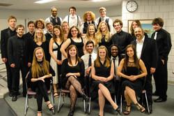 BGSU Vocal Jazz Ensemble