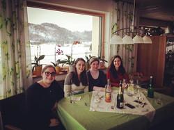 Family lunch, Jan. 2017