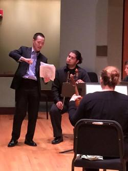 Juilliard SQ Masterclass