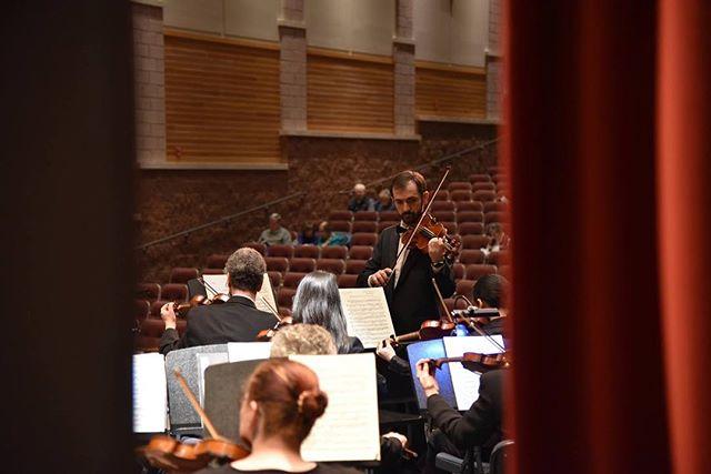 _newarksymphonyorchestra #concert #violi