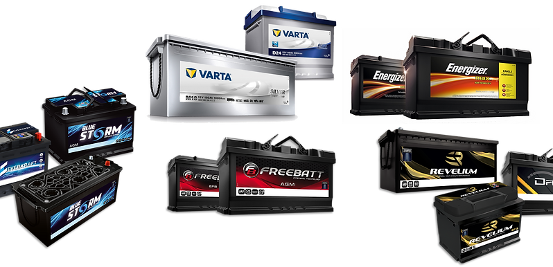 batteries lubrifiants lubatex group varta blue storm freebatt revelium energizer drivex everkraft