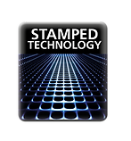 Stamped grid technology
