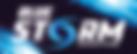 logo blue storm