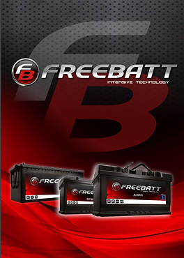 Catalogue Freebatt Power+