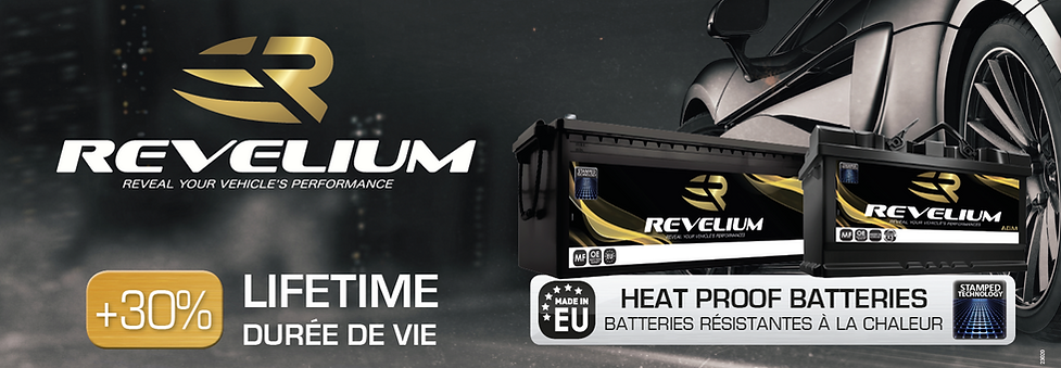 revelium batteries