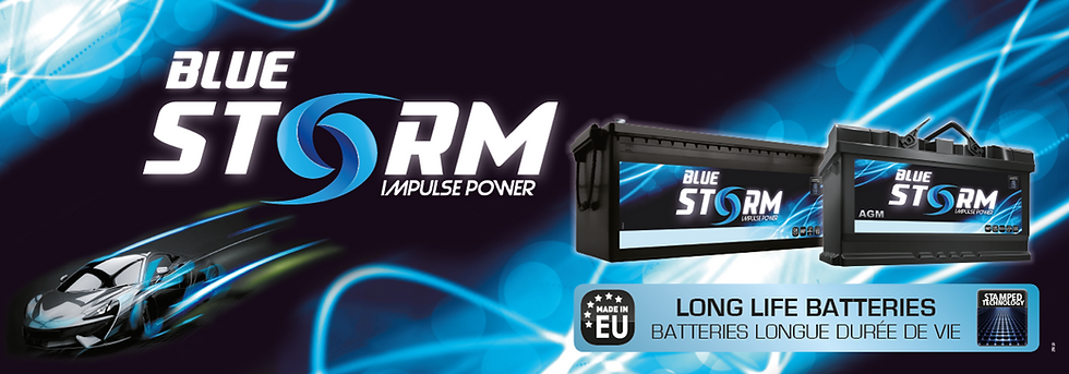 blue storm batteries