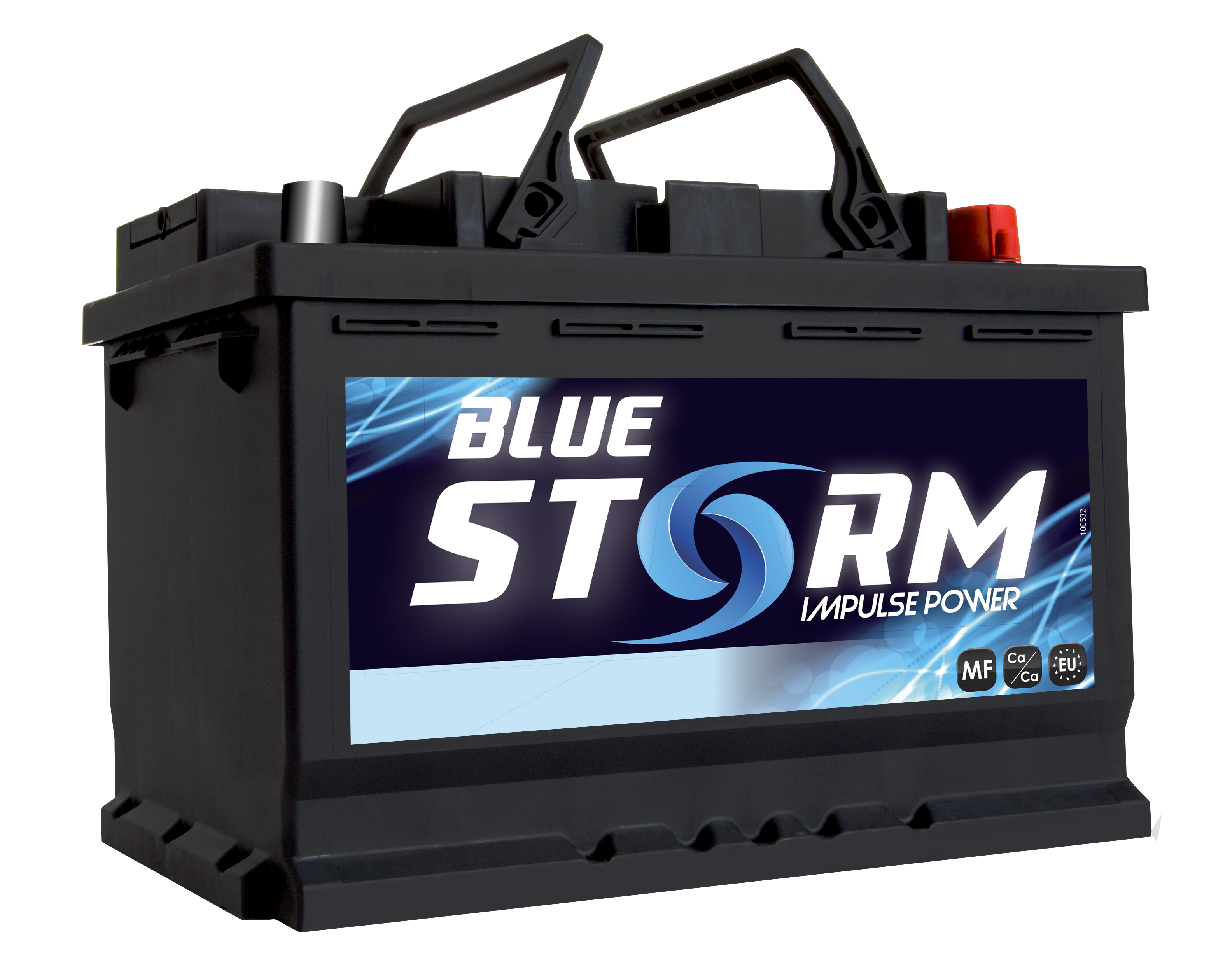 batterie Bluestorm