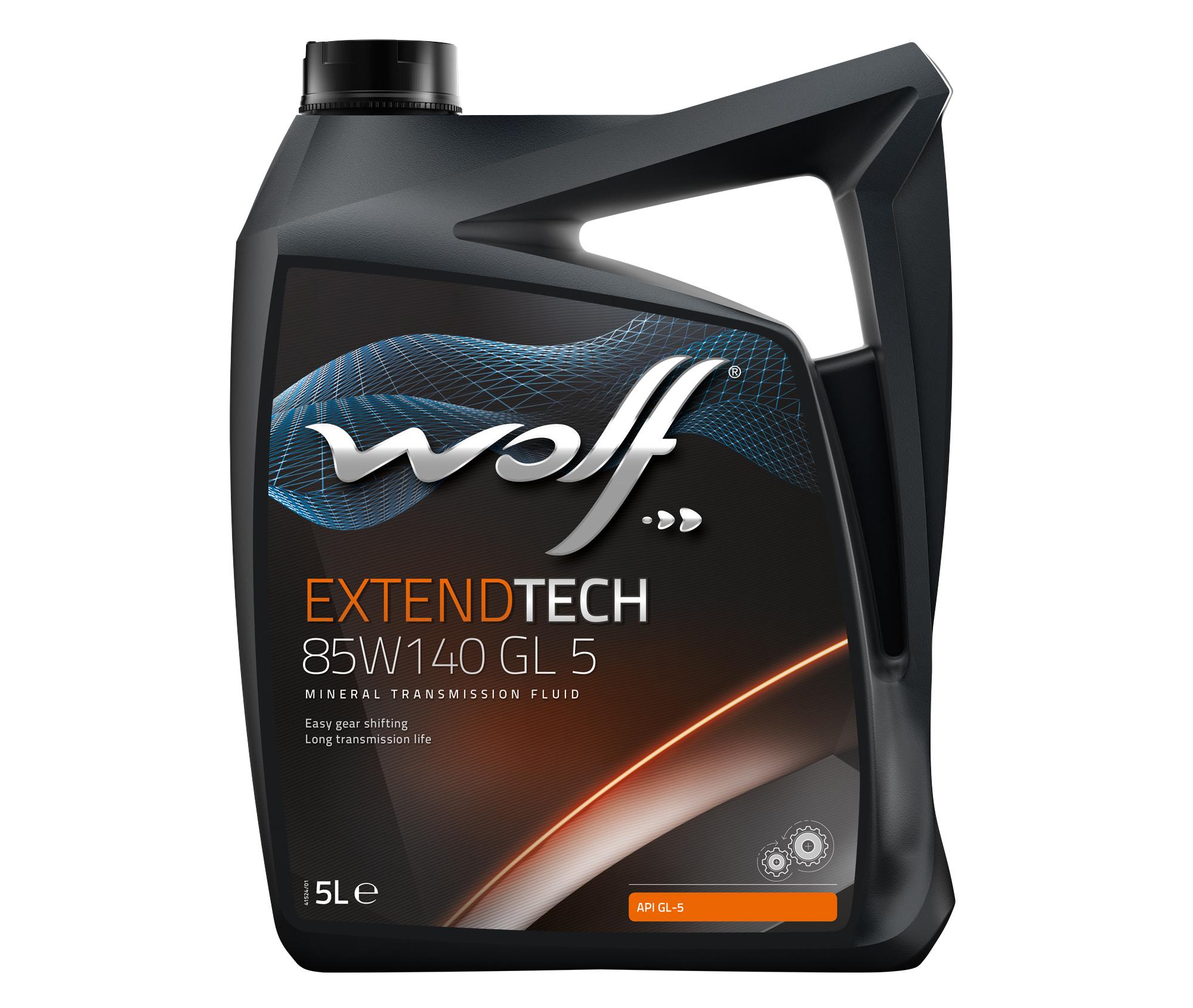 bidon lubrifiant Wolf