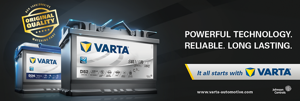 varta batteries