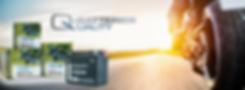 Lubatex group présentation produit batterie moto q-batteries