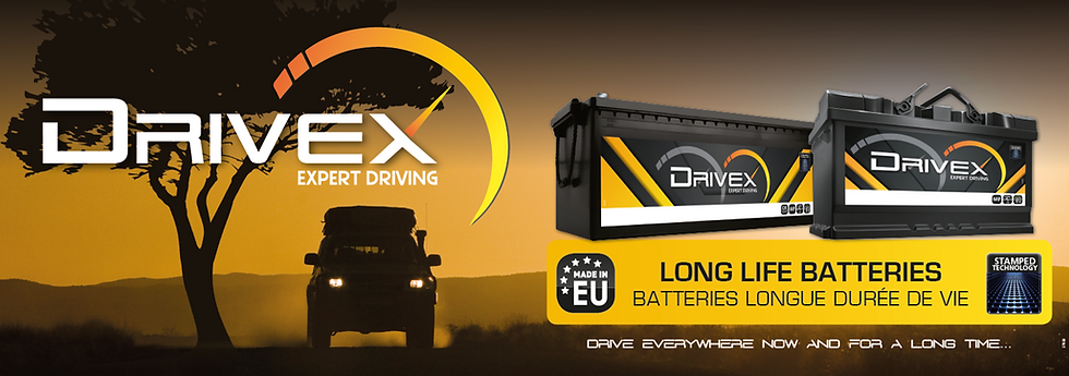 drivex batteries