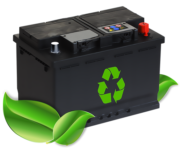 recyclage batterie