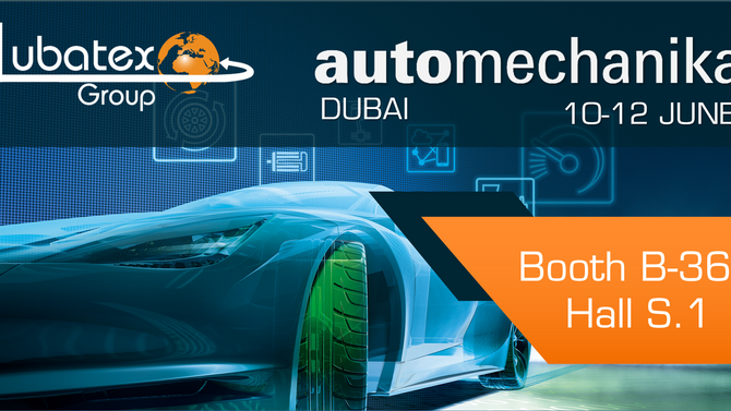 Meet us at Automechanika Dubai 2019 | Venez nous rencontrer sur Automechanika Dubai 2019