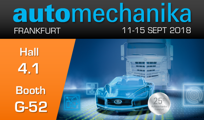 AUTOMECHANIKA FRANKFURT 2018| An exciting edition to come! | Une nouvelle édition prometteuse !