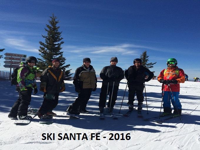 Ski Santa Fe 2016 A