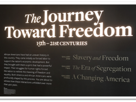 "The Journey Toward Freedom in the Land of The ""Almost"" Free"