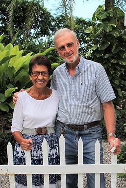 Luise and Johannes Schurer