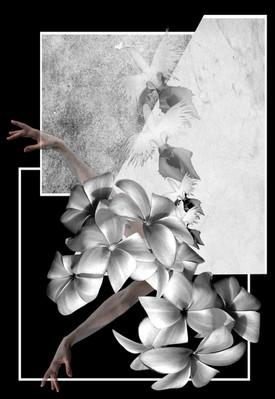 Shape Flower Arm