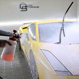lamborghini car wash