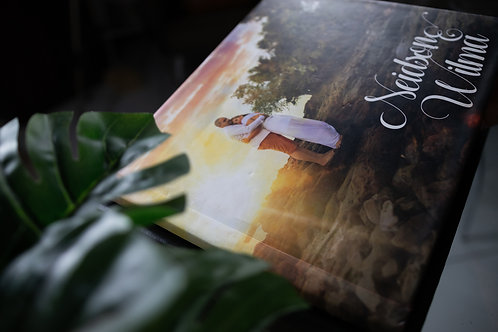 Álbum - Foto livro - Modelo luxo 30x45cm