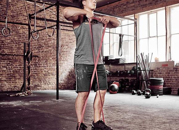 Musculation avec Powerband