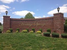 Heritage Springs Greenville Indiana