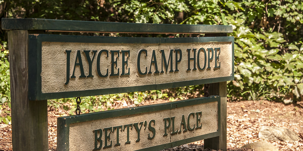 Camp Hope Cleanup/2nd Quarter Training